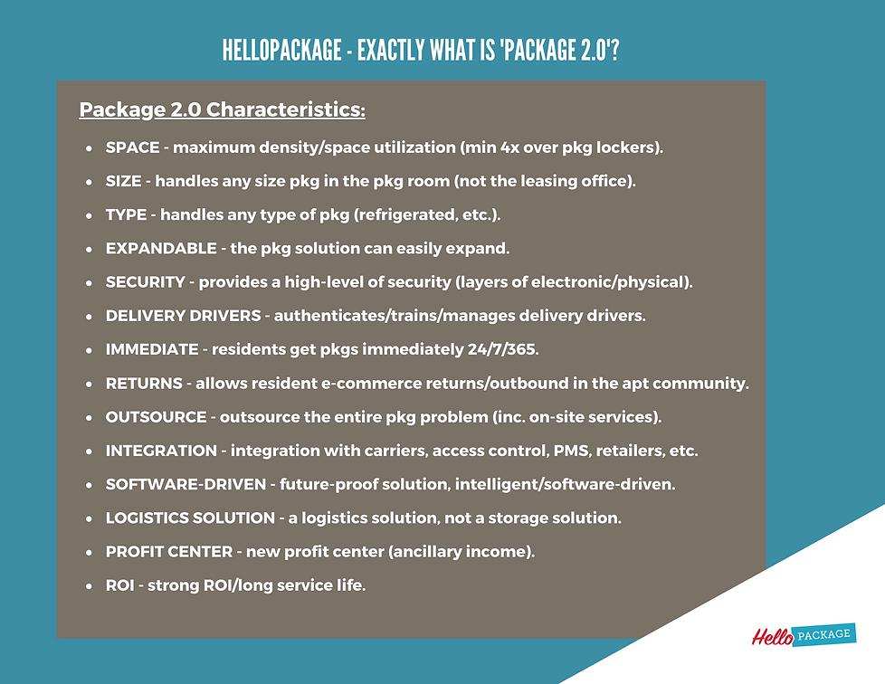 HelloPackage Investor Presentation - (pg