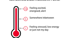 Temperature Check: A Simple Wellbeing Check for Real or Remote Classroom