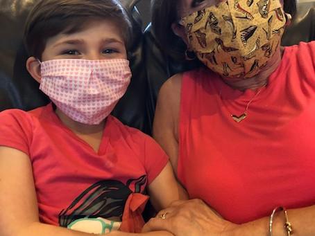 Cloth Masks Fundraiser