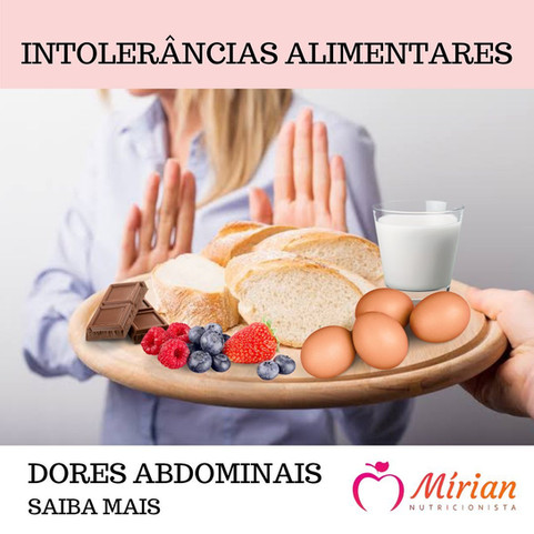 Intolerância, alergia, ou sensibilidade alimentar?