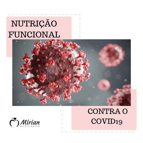 Corona Vírus e Nutrição