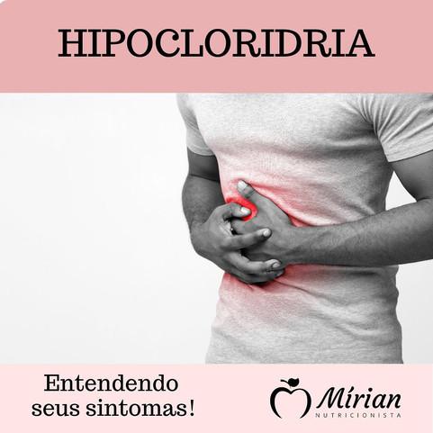 Hipocloridria