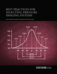 Front cover of XSENSOR's white paper on best practices for selecting pressure imaging systems is available for download.
