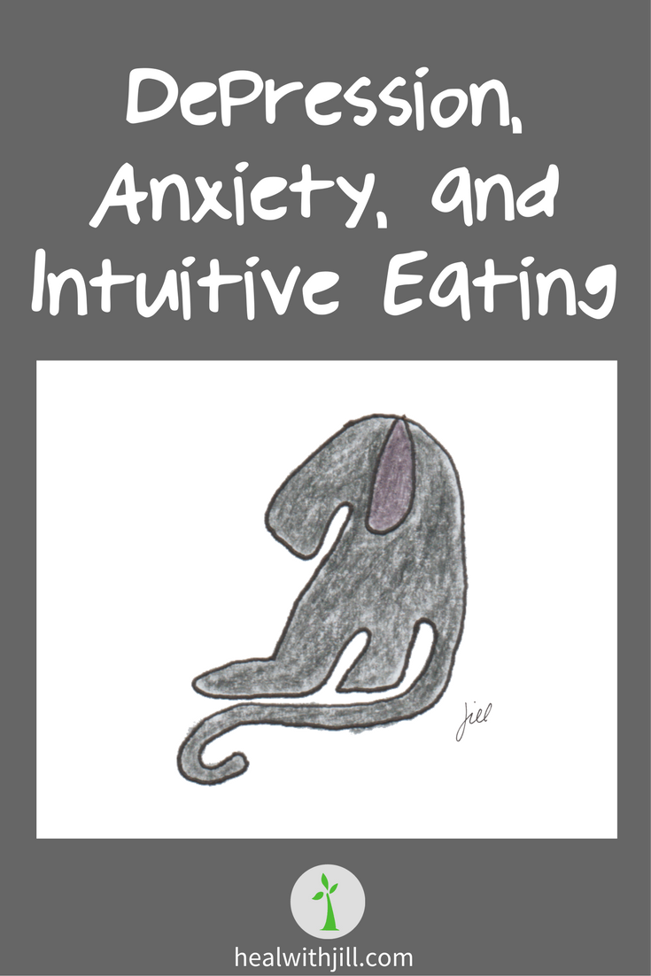 Intuitive Eating: My Story