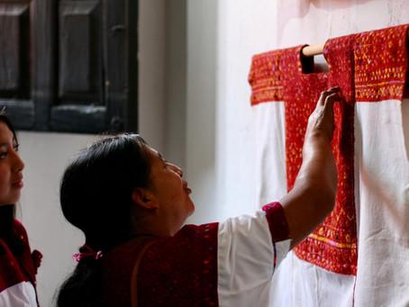 Revitalizacióny socialización de la colección textil del Museo Na Bolom