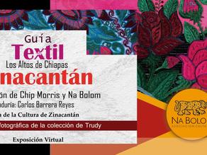 """Exposición Virtual """"Zinacantán, Casa de la Cultura"""""""