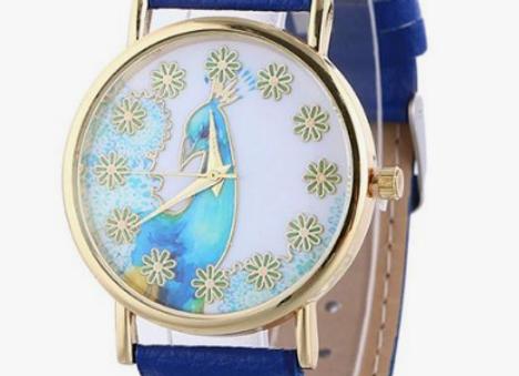 Navy Blue Gorgeous Women's Watch