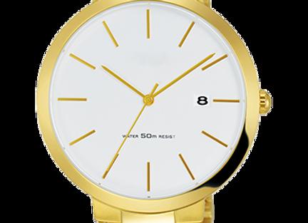 Exclusive Golden Watch For Men