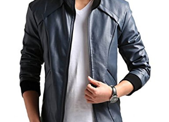 Man's Stylish Fashion Grey Colour Jacket