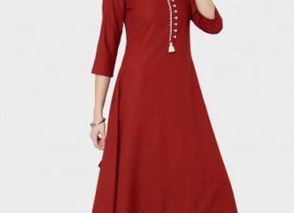 Latest Indian Dress Designs For Ladies