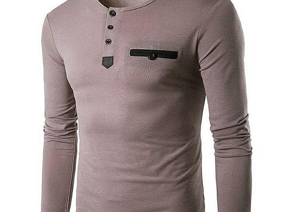 Classy Men's Basic Muscle Fit T-Shirt