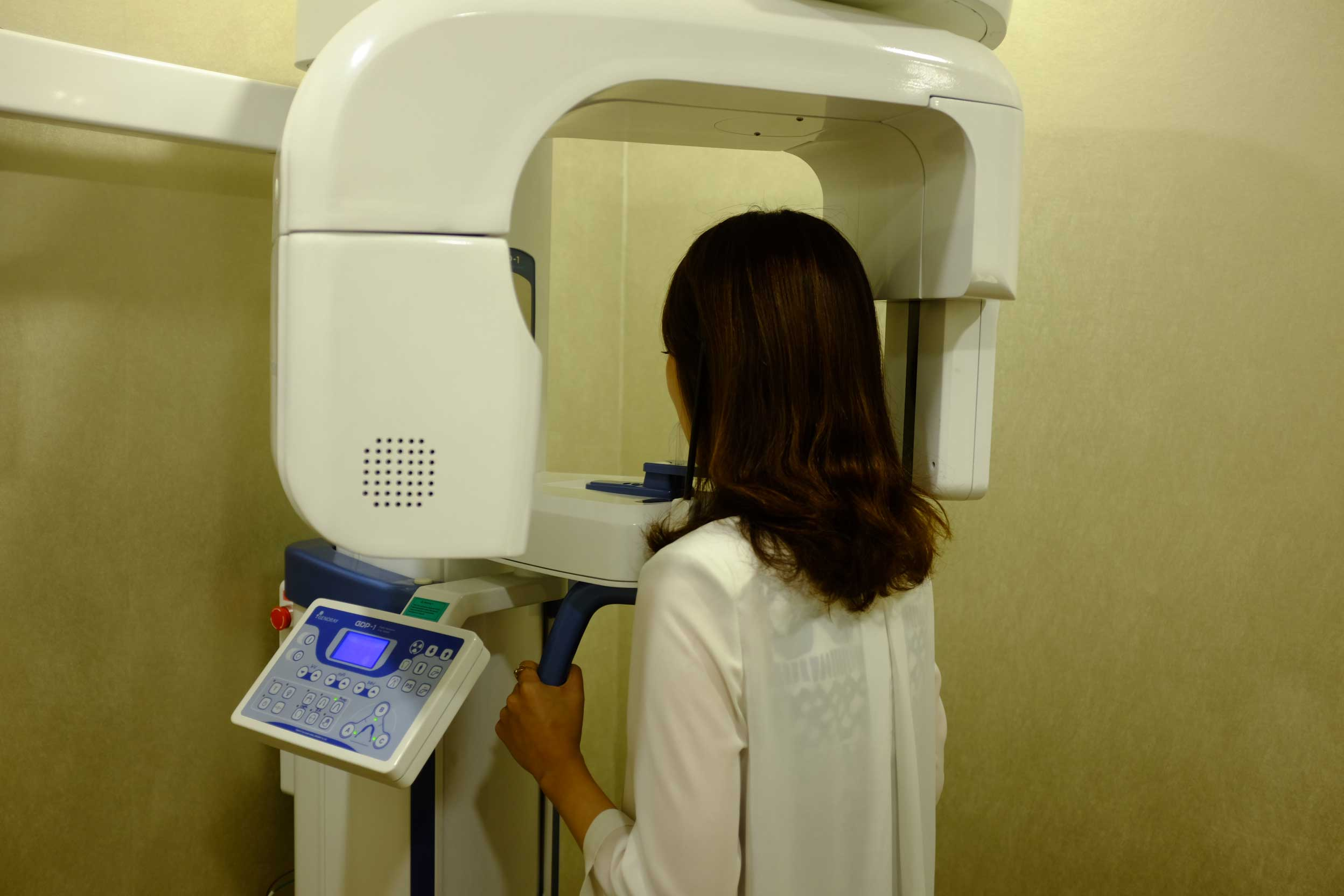 尖端3D-CT室