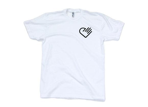 HoH Logo Tee - White