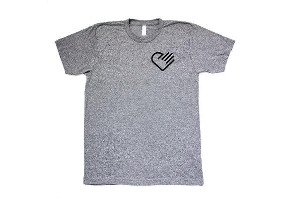 HoH Logo Tee - Gray