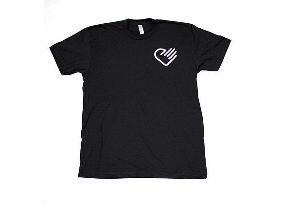 HoH Logo Tee - Black