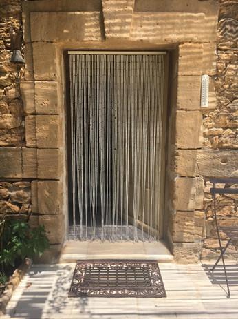 La porte du Mas