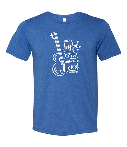 Joyful Noise Unisex Triblend T-Shirt