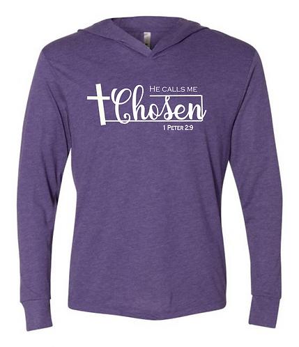 Chosen Unisex Triblend T-Shirt Hoodie