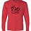 Thumbnail: Be Still Unisex Triblend T-Shirt Hoodie