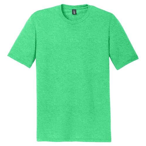 Custom Unisex Triblend T-Shirt Green