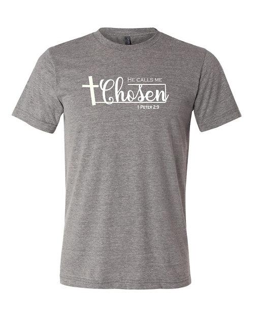 Chosen Unisex Triblend T-Shirt