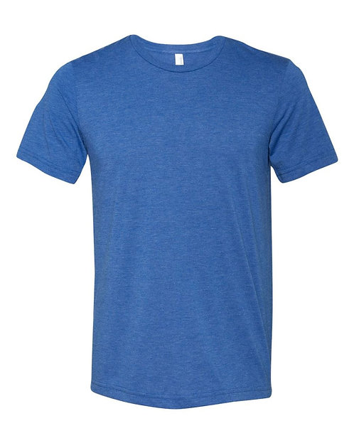 Custom Unisex Triblend T-Shirt