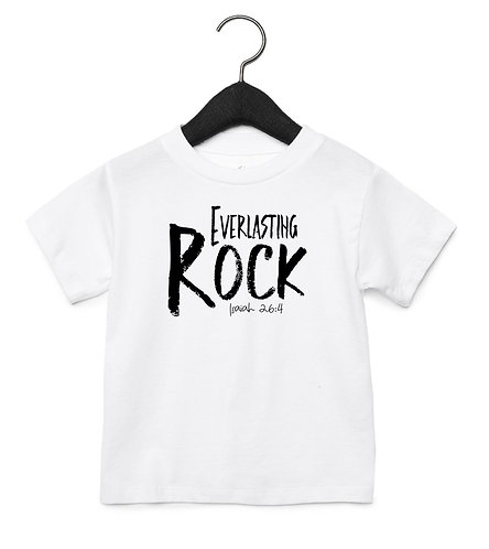 Everlasting Rock Toddler Tee