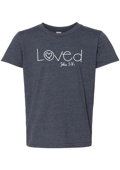 Loved Youth Tee