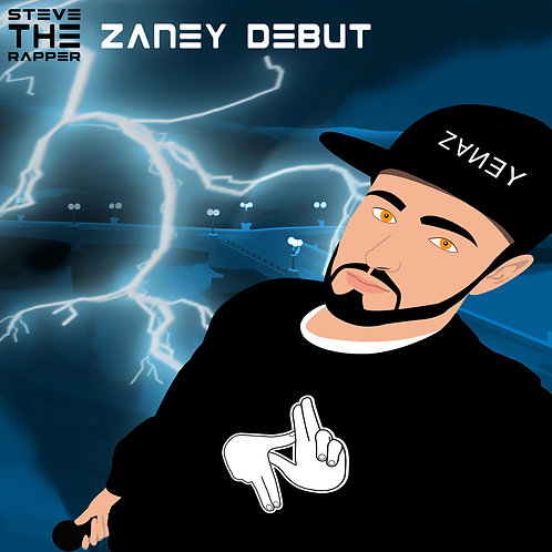"""Limited Edition """"The Zaney Debut"""" CD"""