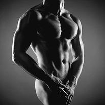 Beautiful male body