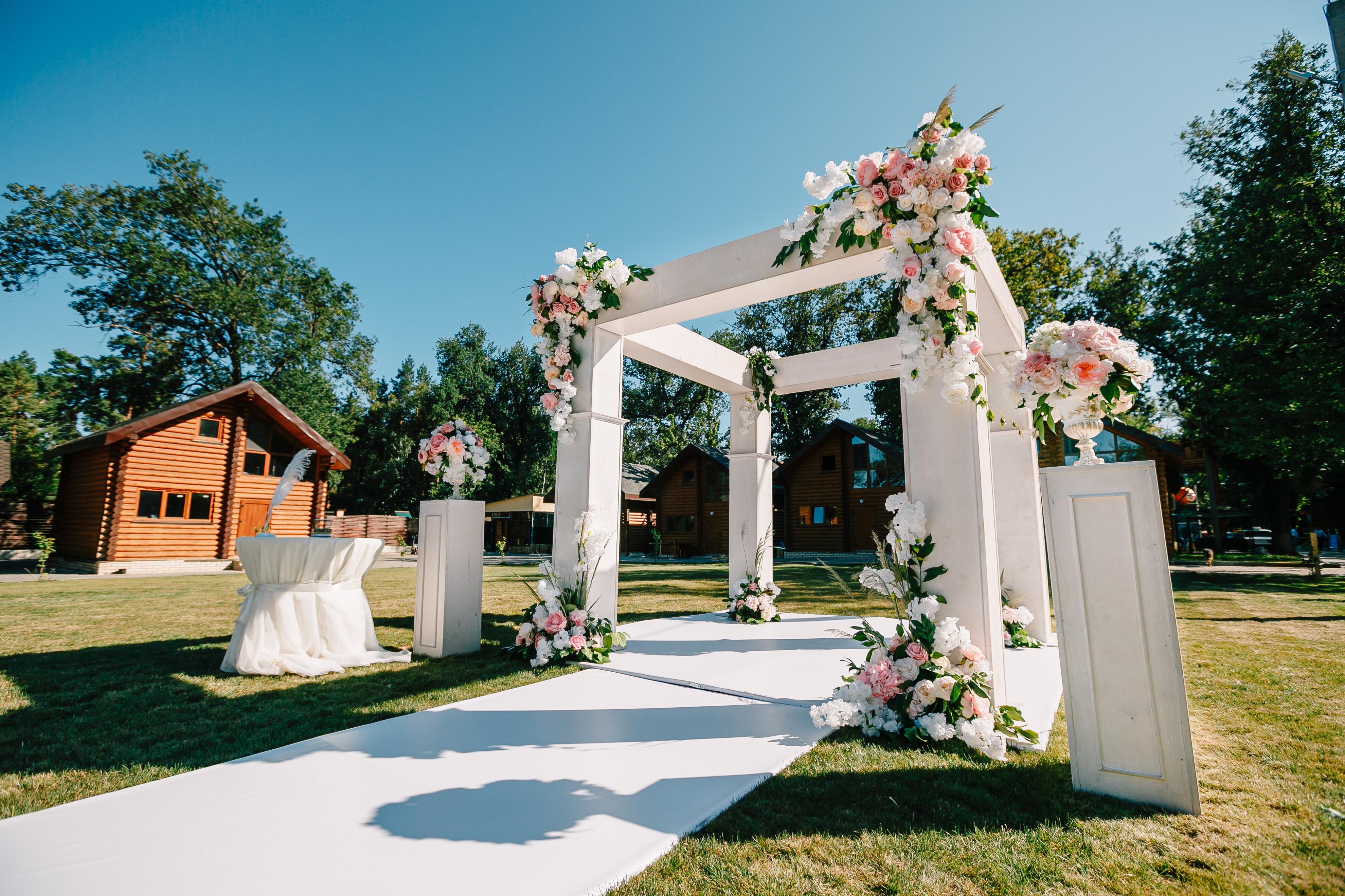свадебный декор от Леди Мэри