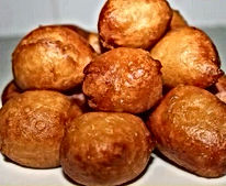 Golden Nigerian puff puff by Yummieliciouz Food Recipes