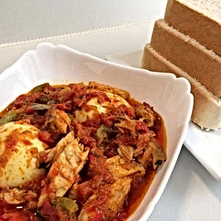 Mackerel fish stew by Ymmieliciouz Food