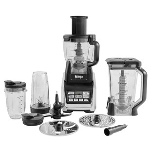Review: Ninja Complete Food Processor with Auto-iQ and Nutri Ninja 1500W – BL682UK2