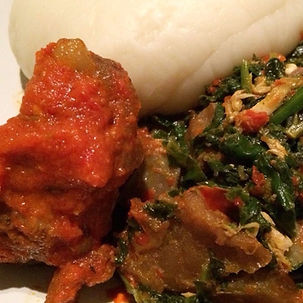 Vegetable soup _ Efo riro by Ymmieliciou