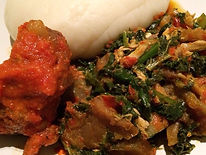 Efo riro | vegetable soup by Yummieliciouz Food Recipes