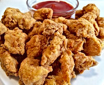 KFC popcorn chicken pefected by Yummieliciuz Food Recipes