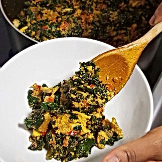 Efo elegusi by Ymmieliciouz Food Recipes