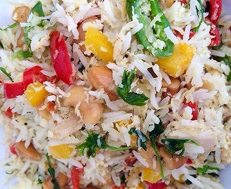 Coconut rice by Ymmieliciouz Food Recipe