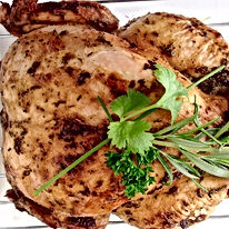 Roasted chicken by Yummieliciouz Food Recipes