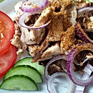 Chicken suya by Ymmieliciouz Food Recipe