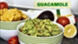 HOMEMADE GUACAMOLE by Yummieliciouz Food Recipes