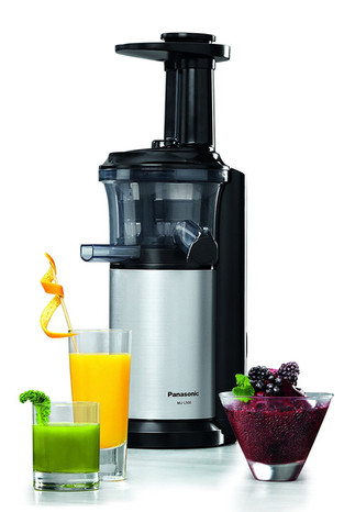 Review: Panasonic Slow Juicer MJ-L500SXC