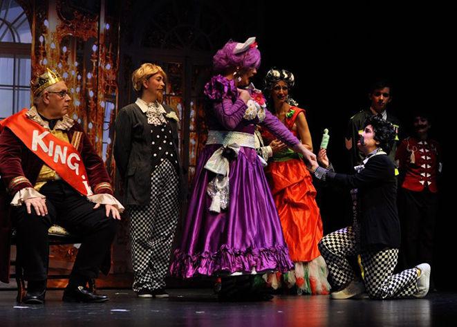 Basel English Pantomime Group