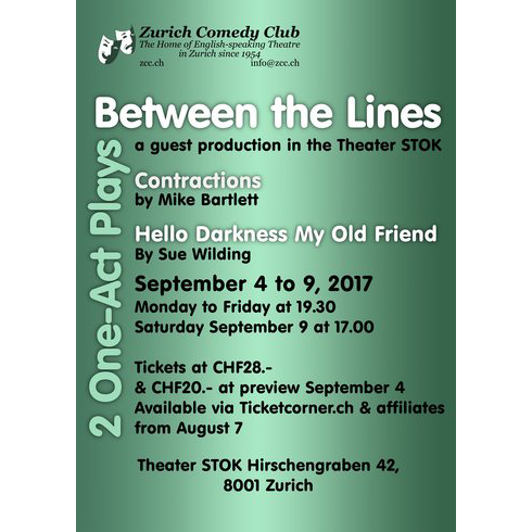 Between the Lines (Contractions / Hello Darkness, My Old Friend)