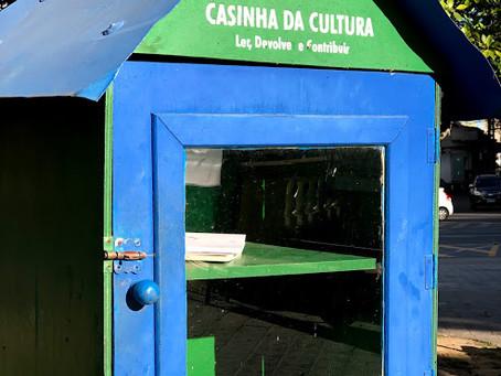 O caminho dos livros em Rio Grande