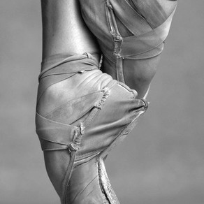 Bailarinas brancas