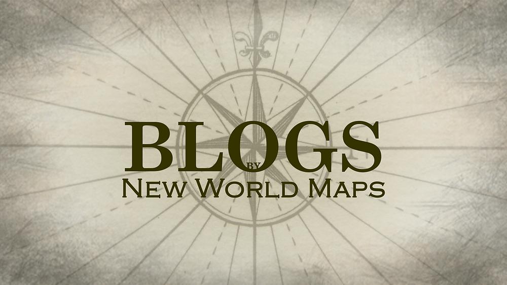 New World Maps Blogs Image