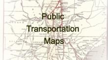 Public Transportation Maps
