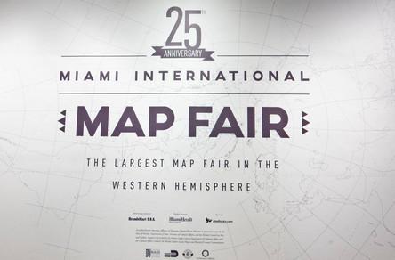 2018 Miami International Map Fair